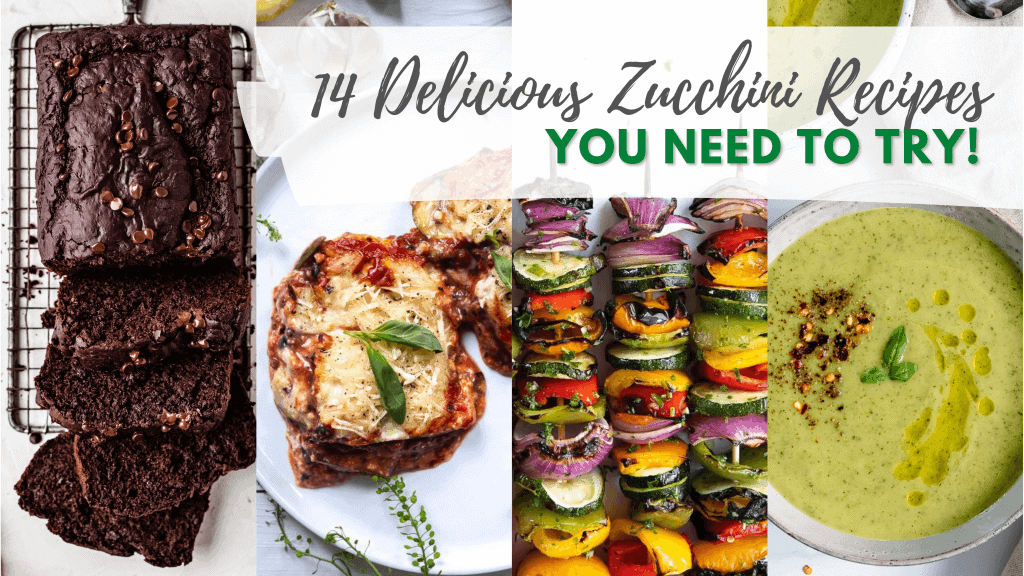 14 Delicious Zucchini Recipes You Need To Try