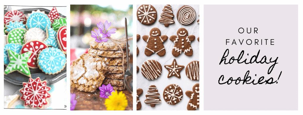 Amazing Vegan Holiday Cookies
