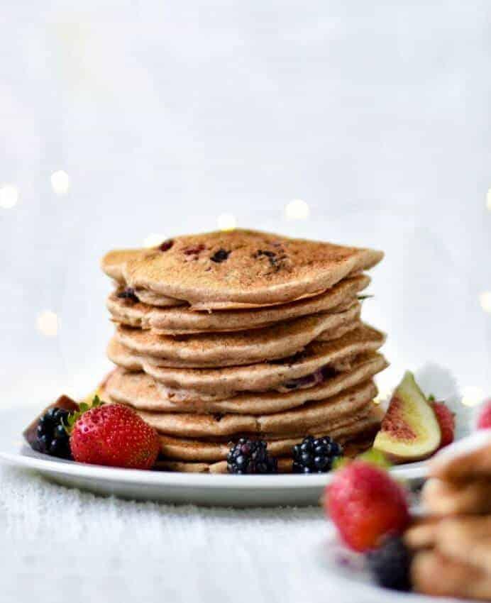 Berry Pancakes 2