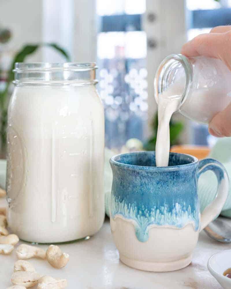 Cashew Milk Plant Based on a Budget 5