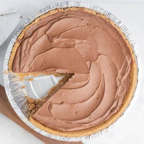 Chocolate Pie 3