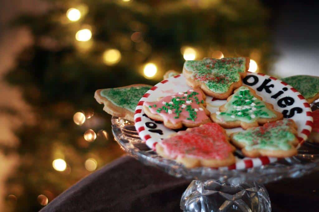Christmas cookies scaled