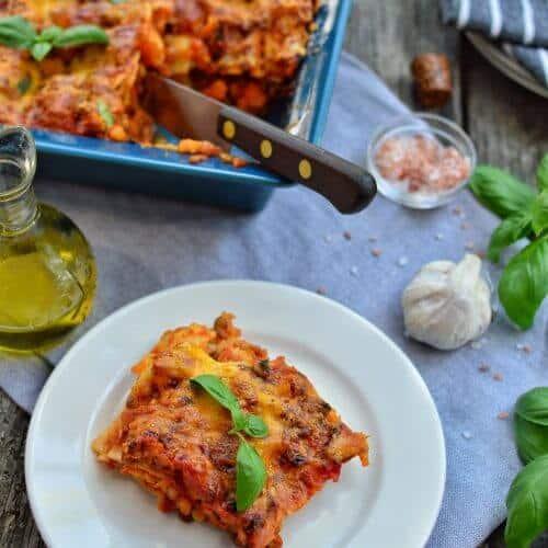 Easy Sweet Potato Lasagna 4 1