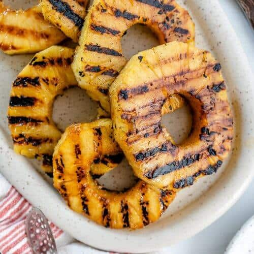 Grilled Pineapple Plant Based on a Budget 3