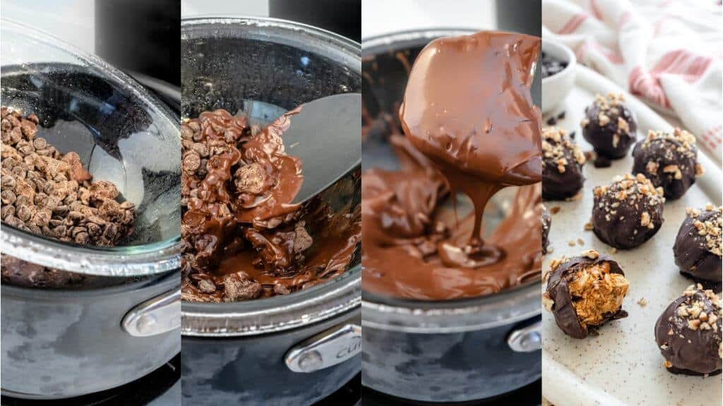 How to melt chocolate 2