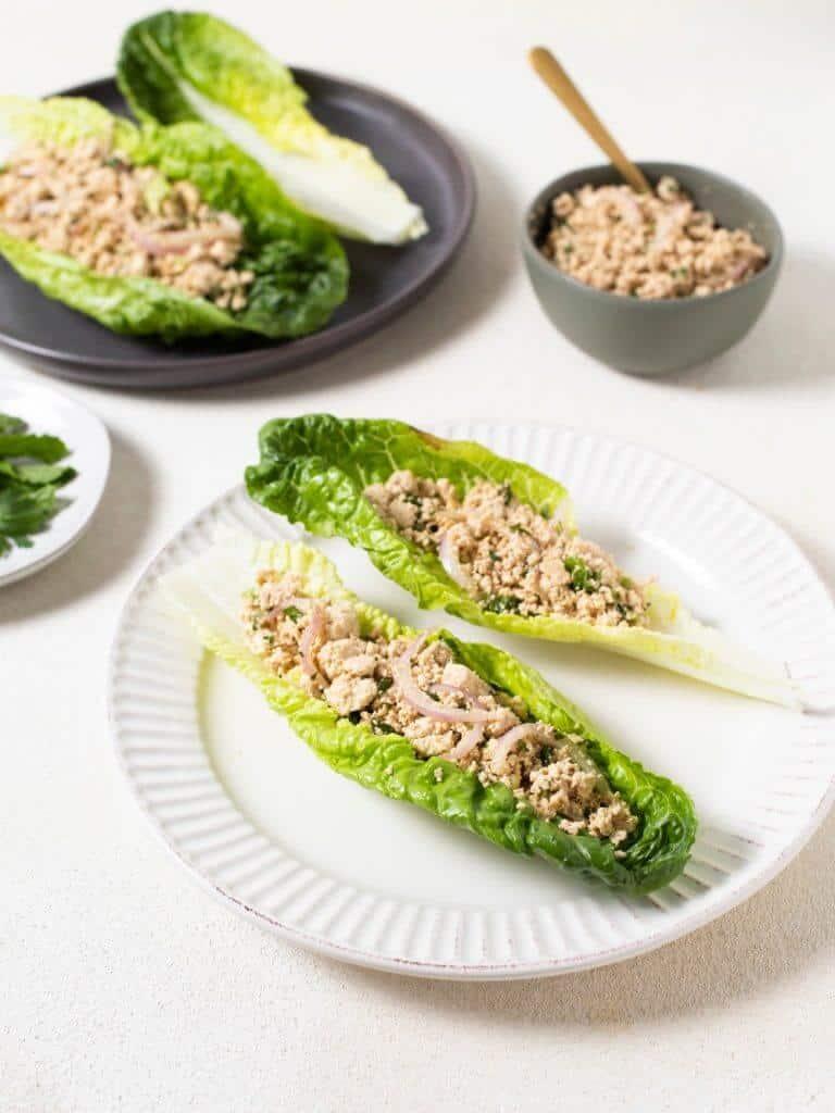Larb Salad Recipe 1