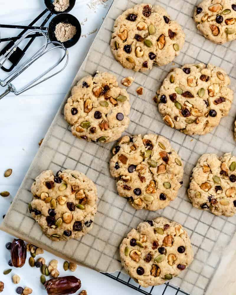 Neat Cookies Plant Based on a Budget 2