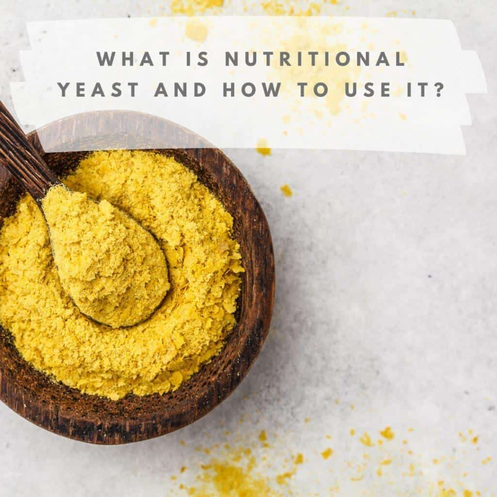 Nutritional Yeast article