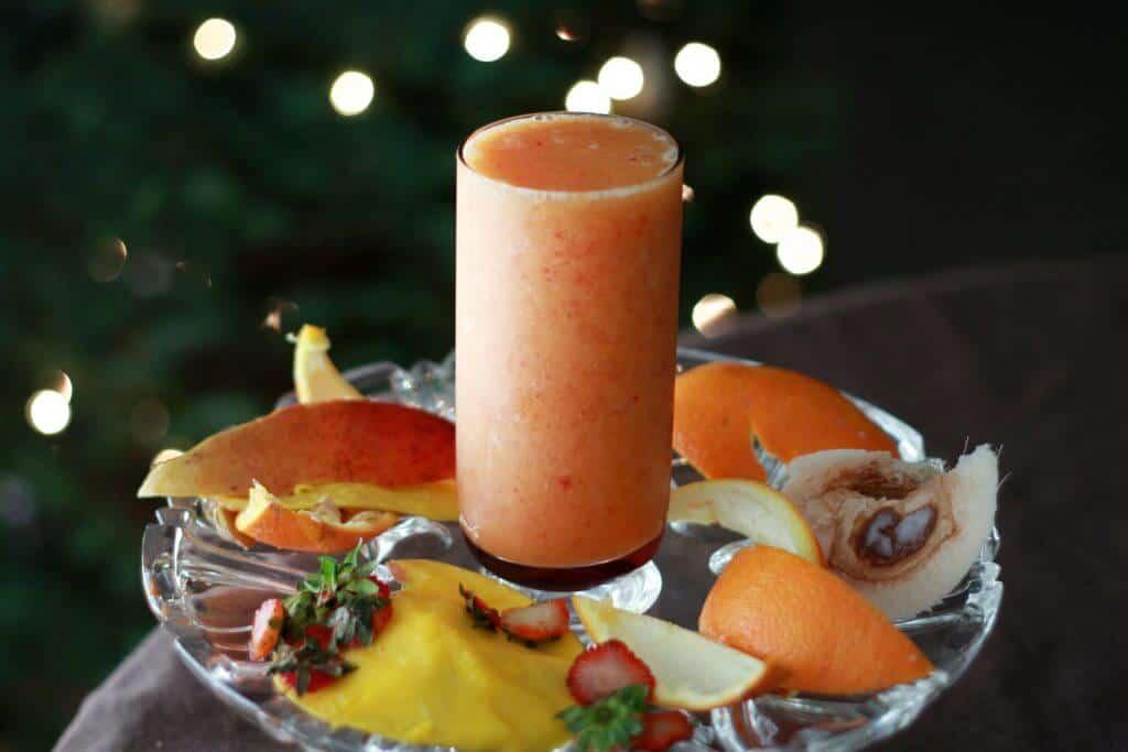 Orange Smoothie 1 scaled