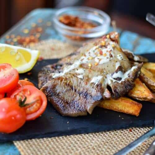 Oyster Mushroom Steak 3 1