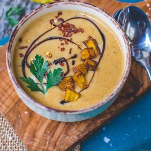Pumpkin Soup 3 1