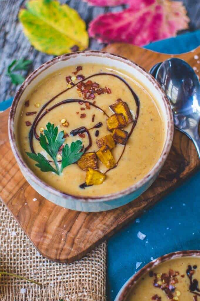Pumpkin Soup 3