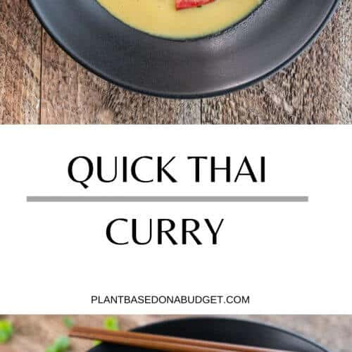 Quick Thai Curry Pin