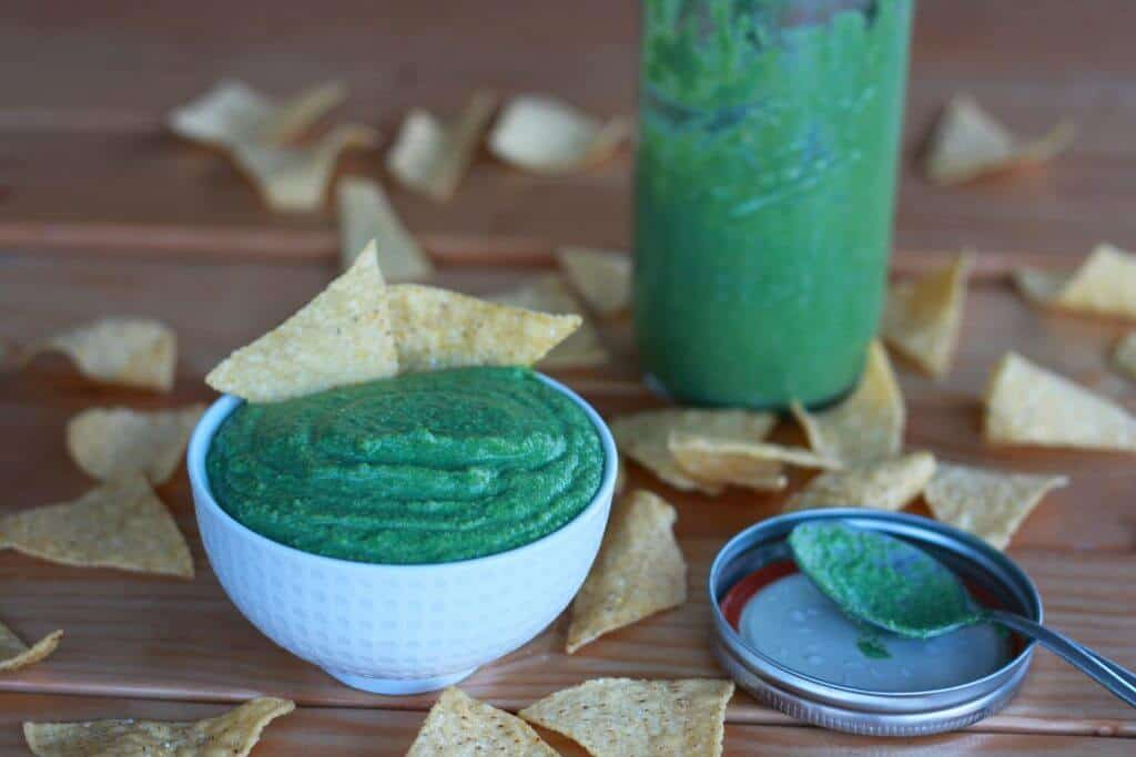 Spinach Dip scaled