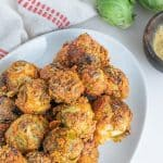 Tahini Roasted Brussels Sprouts 2 1