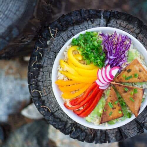 The Friendly Vegan Cookbook Garlicy Ginger Tofu 5 2 1