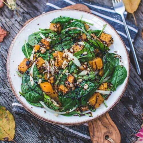 The Perfect Fall Salad 1 1