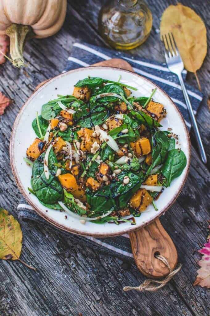 The Perfect Fall Salad 1
