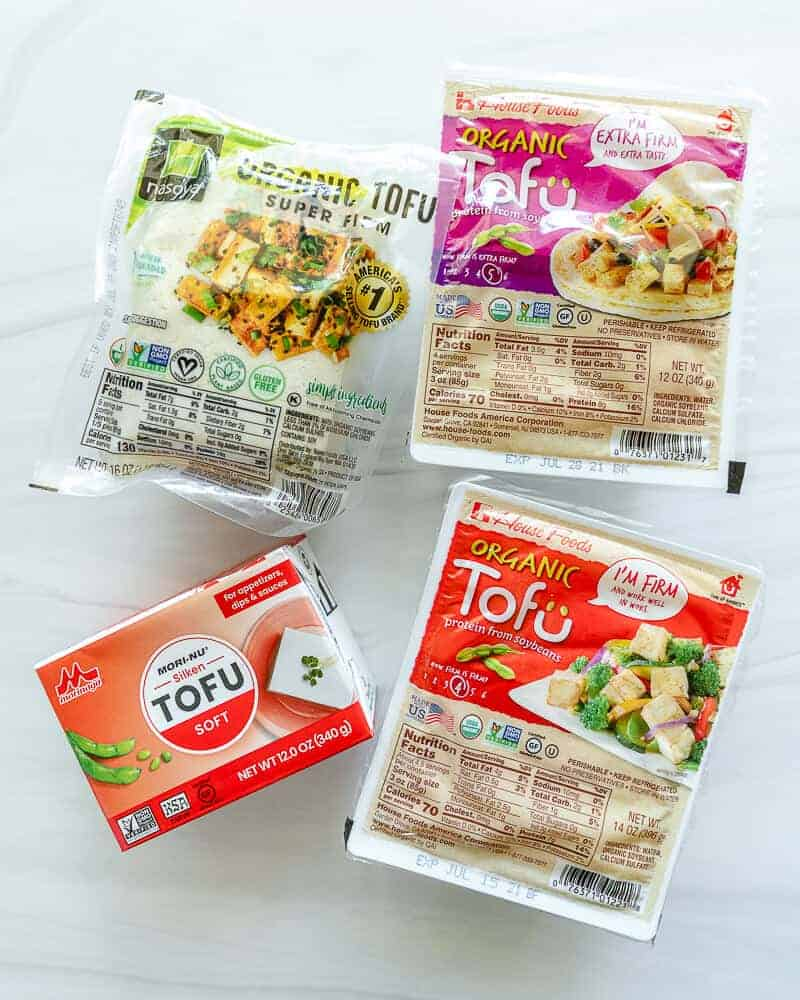 Tofu Packages Plant Based on a Budget 1