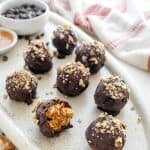Trail Mix Peanut Butter Balls Plant Based on a Budget 9 1