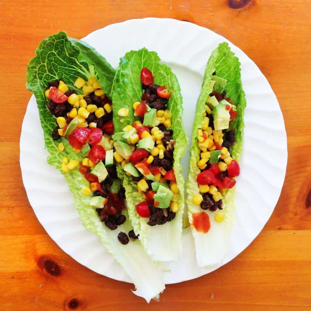 almost raw tacos