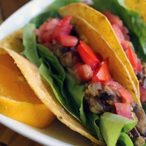 black bean and orange breakfast tacos 1 scaled