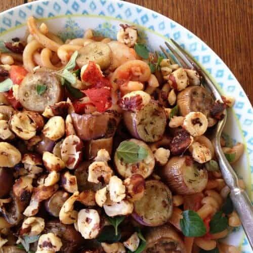 hazelnut eggplant pasta 1 scaled