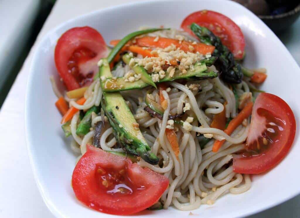 peanut rice noodles scaled