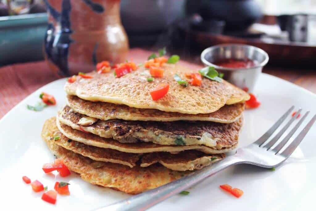 potato leek hashbrown pancakes scaled