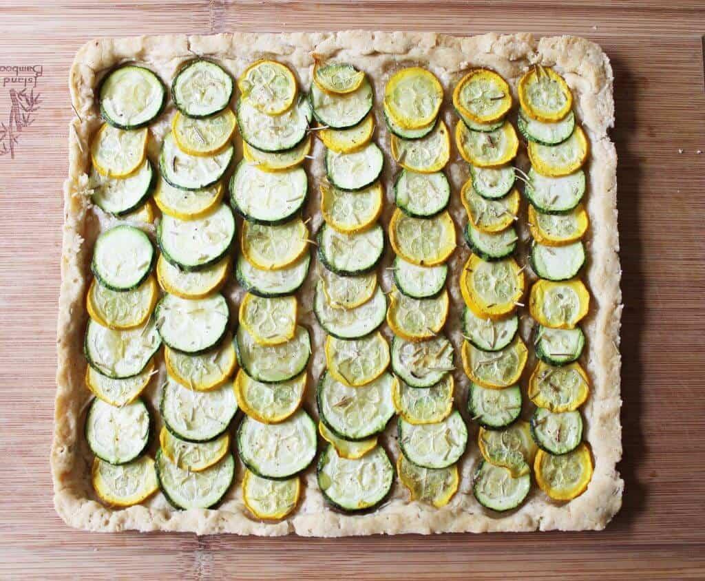zucchini tart whole scaled