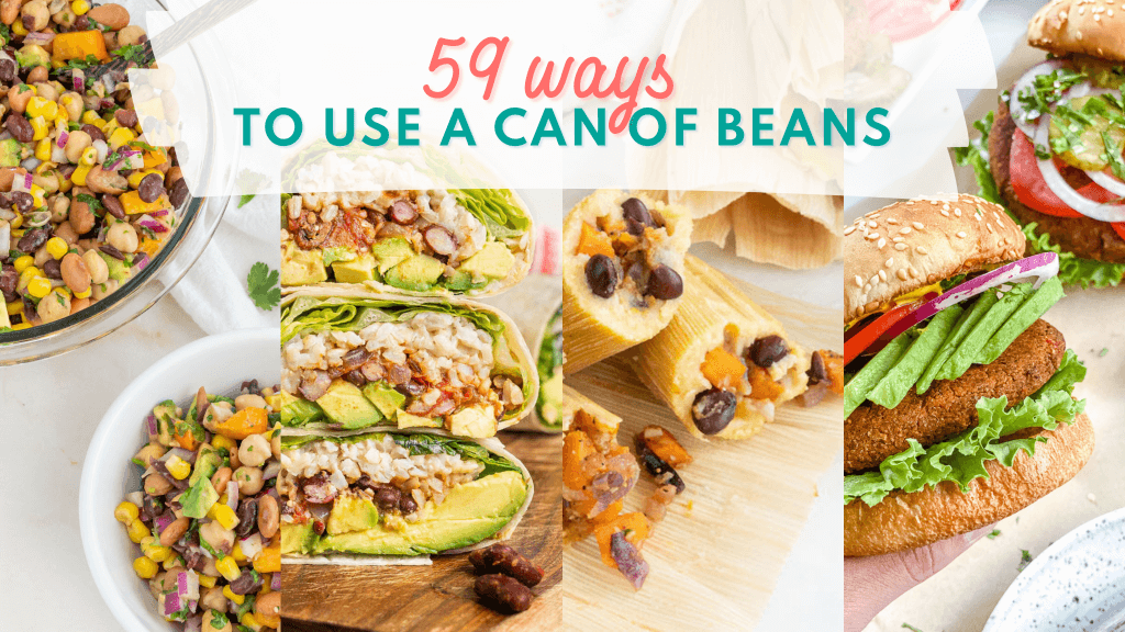 59 Ways To Use A Can Of Beans