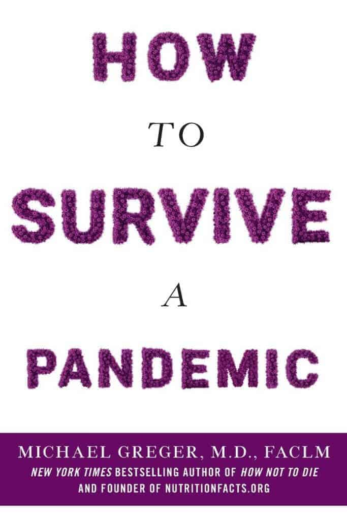 Cover image of the book How to Survive a Pandemic.