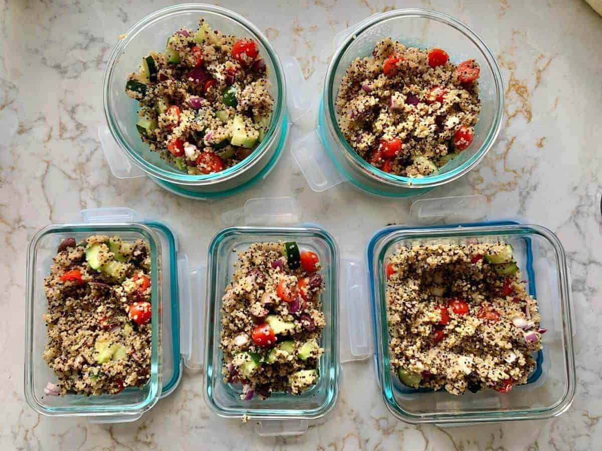 Plant-Based On a Budget Meal Prep | Learn Meal Prepping Tips | Plant-Based On a Budget | #prep #budget #budgeting #plantbased #vegan #food #recipes