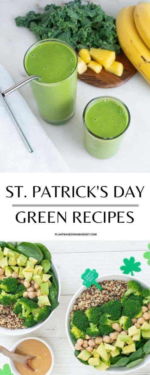St. Patricks Day Recipes Pinterest