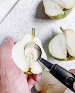 Baked Pears 7