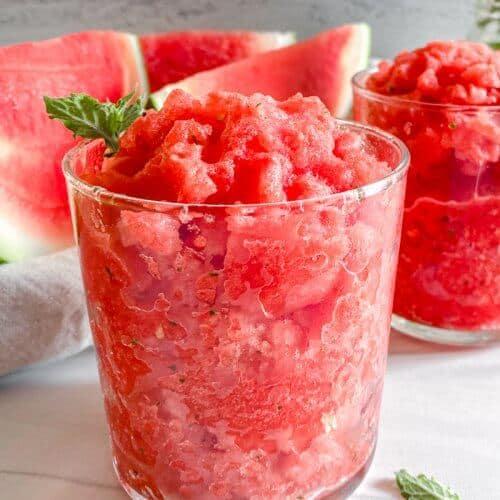Watermelon Slushy Plant Based on a Budget 4